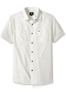 Rip Curl Men's Land Locked S/s Shirt  XL