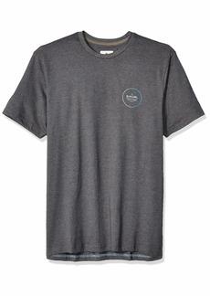 Rip Curl Men's Mainstreet Vapor Cool T Shirt  XL