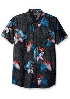 Rip Curl Men's Manzanillo Short Sleeve Shirt