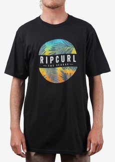 Rip Curl Men's Mason Rockies Logo Graphic T-Shirt