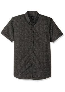 Rip Curl Men's Minny Short Sleeve Shirt