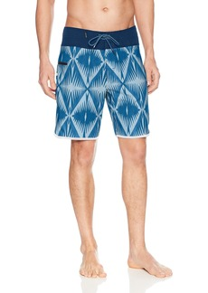 Rip Curl Men's Mirage Blends Boardshort Blue (BLU)