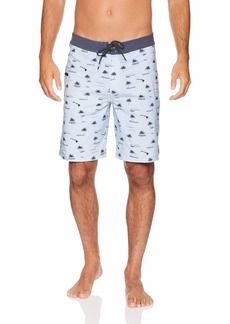 Rip Curl Men's Mirage Breakwater Boardshort Light Blue