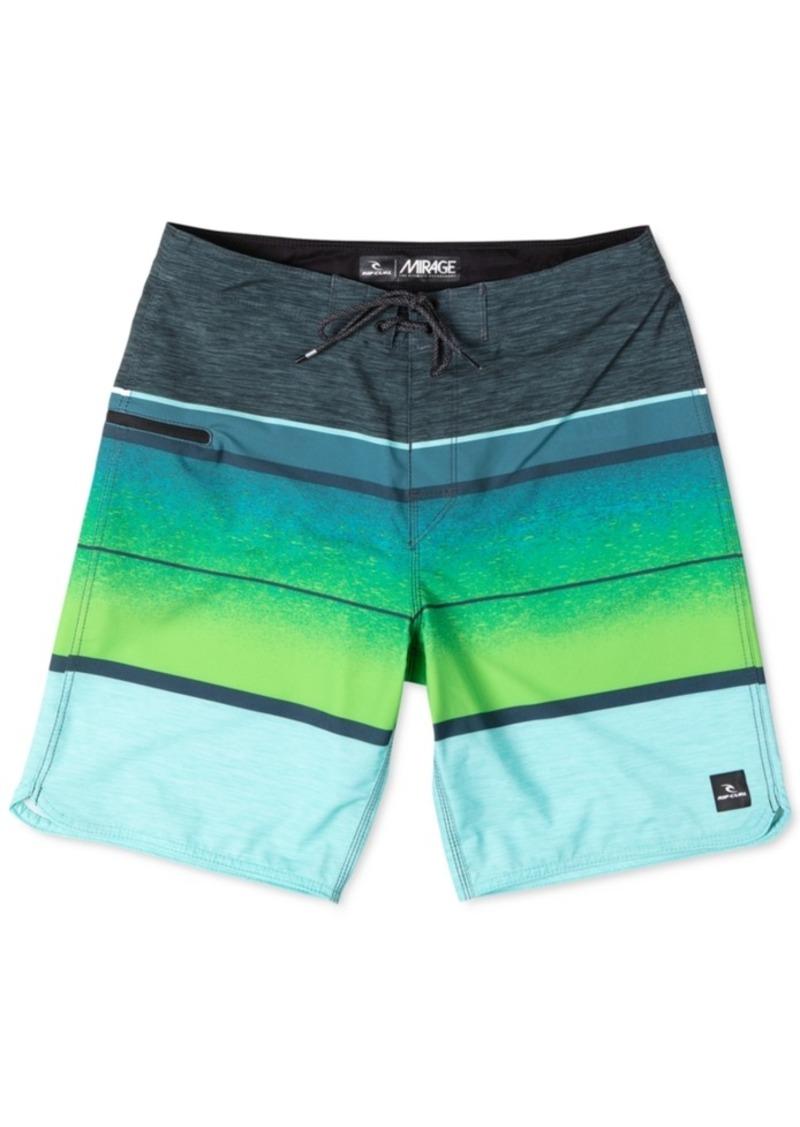 "Rip Curl Men's Mirage Clearwater 4-Way Stretch Stripe 20"" Board Shorts"