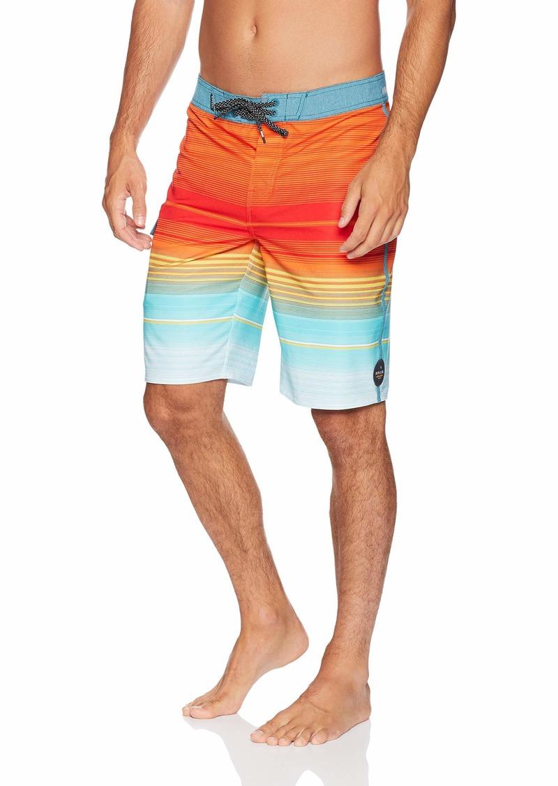 Rip Curl Men's Mirage Disclosure Boardshort Popsicle/Orange