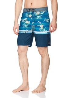 Rip Curl Men's Mirage Hawaii Pacific Boardshort Blue (BLU)