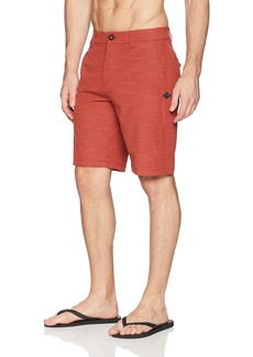 "Rip Curl Men's Mirage Jackson 20"" Boardwalk Hybrid Stretch Shorts Red"