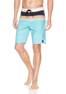 Rip Curl Men's Mirage Medina Edge Boardshort Light Blue (LBL)