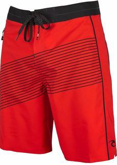 Rip Curl Men's Mirage Mick Fanning Invert Ultimate Boardshorts red