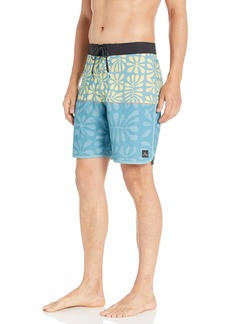 "Rip Curl Men's Mirage Salt Water 19"" Board Shorts"