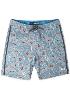 """Rip Curl Men's Mirage Sun-Drenched Floral 19"""" Board Shorts"""