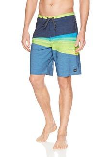Rip Curl Men's Mirage Wedge Boardshort Lime (LIM)