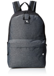 Rip Curl Men's Mood Ripstop Htr Backpack