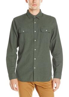 Rip Curl Men's Nando Long Sleeve Flannel Shirt