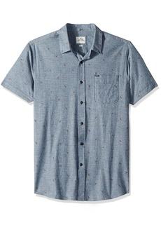 Rip Curl Men's Northern Ss Shirt Blue (BLU) M