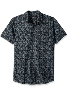 Rip Curl Men's Northern Ss Shirt Black (BLK) L