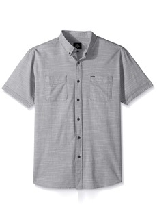 Rip Curl Men's Omar Short Sleeve Shirt