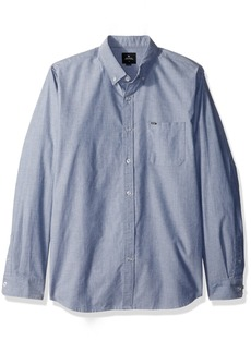 Rip Curl Men's Ourtime Long Sleeve Shirt INS