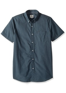Rip Curl Men's Ourtime S/s Shirt  2XL
