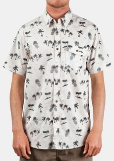 Rip Curl Men's Palm-Tree Graphic Shirt