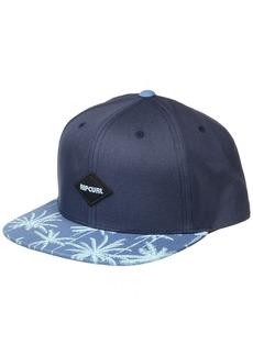Rip Curl Men's Palm Trip Snapback Hat Navy (NAV) 1SZ