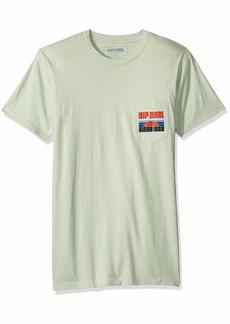 Rip Curl Men's Panorama Premium T Shirt  S