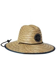 Rip Curl Men's Paradise Straw Lifeguard Sun Hat