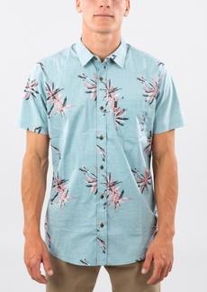 Rip Curl Men's Party Palm Short Sleeve Shirt