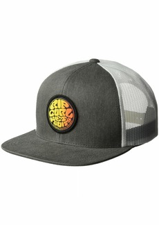 Rip Curl Men's Patch Trucker Mesh Hat  1SZ