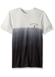 Rip Curl Men's Pivot Custom MK Twist TEE Charcoal M