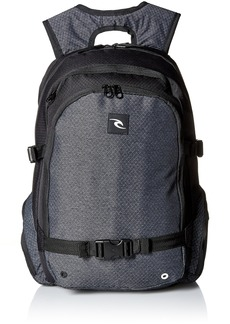 Rip Curl Men's Posse Ripstop Htr Backpack