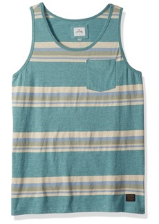 Rip Curl Men's Rapture Tank Aqua S