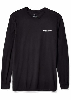 Rip Curl Men's Rays & Waves Heritage Long Sleeve  2XL