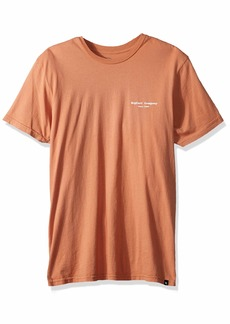 Rip Curl Men's Rays & Waves Heritage Tee  S