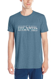 Rip Curl Men's Reflecto Heather T-Shirt  Large