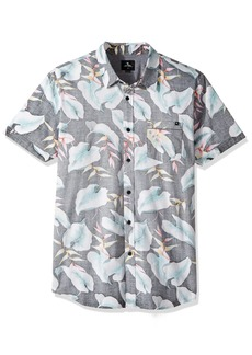 Rip Curl Men's Resort Short Sleeve Shirt