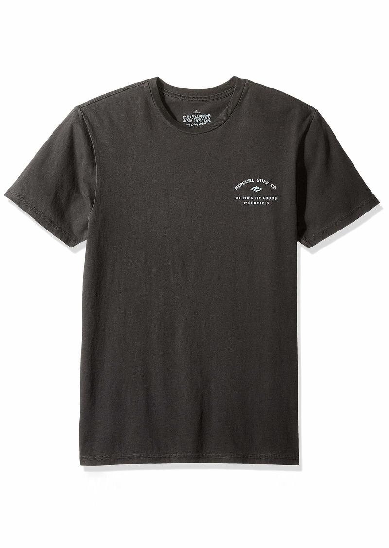 Rip Curl Men's Ride Standard Issue T Shirt  XL