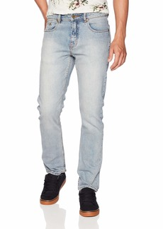 Rip Curl Men's Riggs Relaxed Fit Pant Light Blue