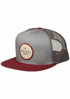 Rip Curl Men's Routine Trucker Hat red 1SZ
