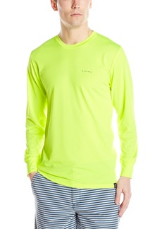 Rip Curl Men's Search Series Long Sleeve Rashguard Tee  XL