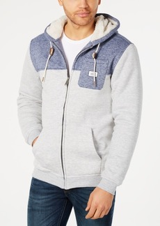 Rip Curl Men's Sherpa Fleece Hoodie, Created for Macy's