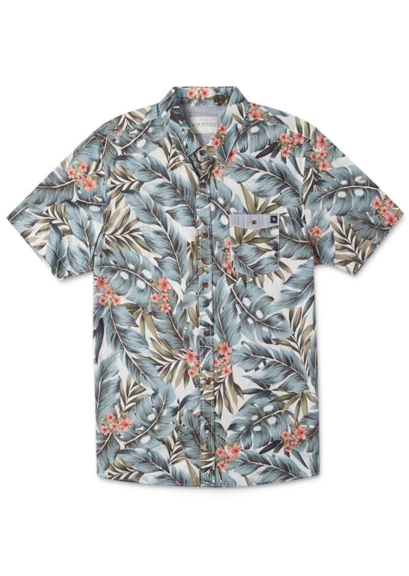 Rip Curl Men's Short-Sleeve Shirt