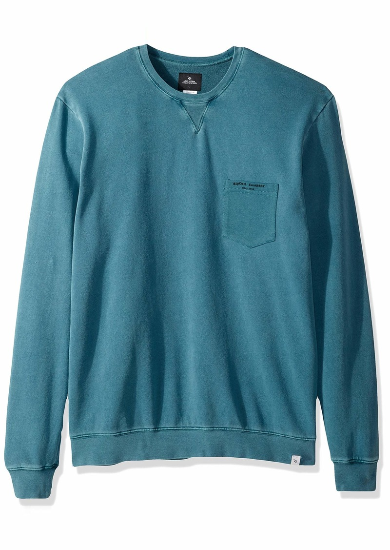 Rip Curl Men's Sun Drenched Fleece Sweater  L