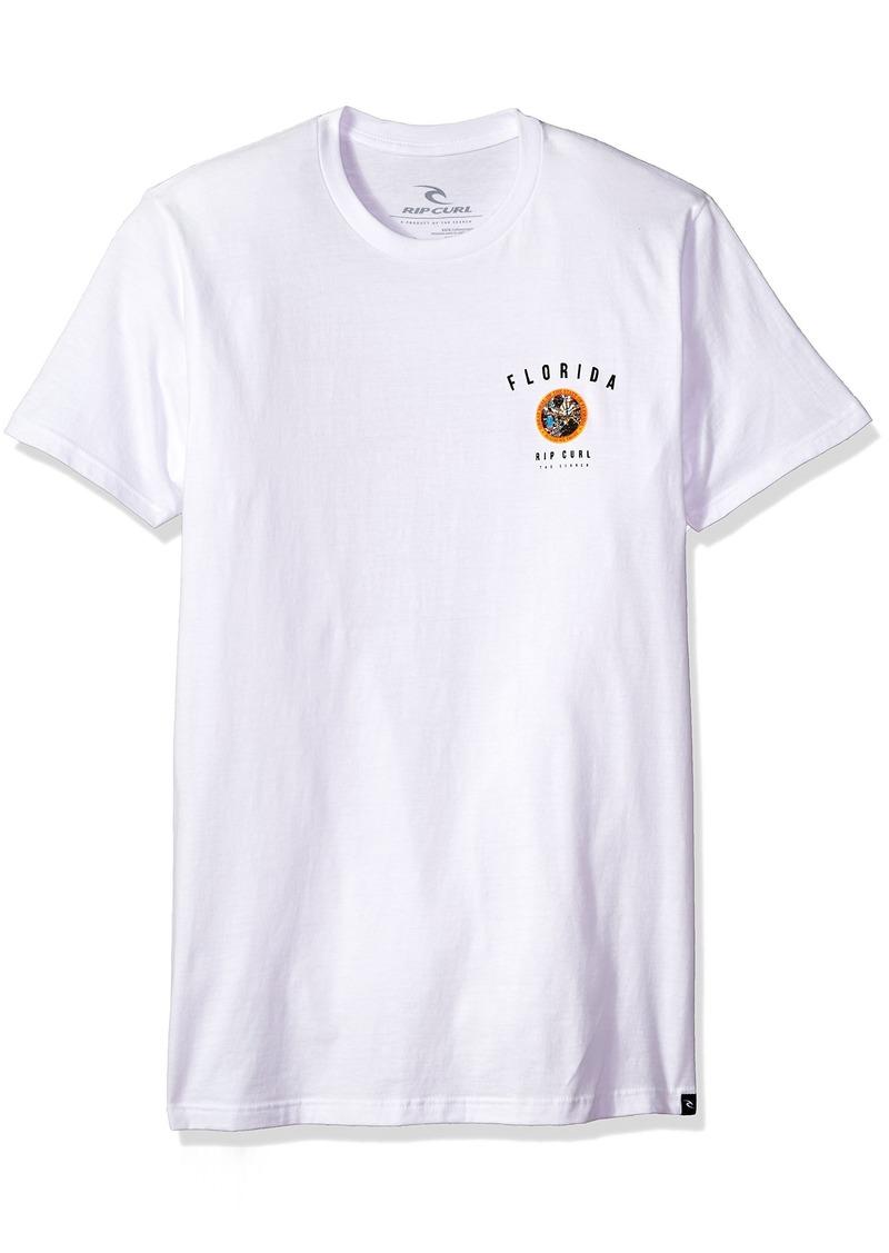Rip Curl Men's T-Shirt  L