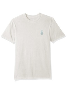 Rip Curl Men's Tropical Props S.i. Tee White (WHI) 2XL
