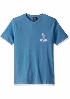 Rip Curl Men's Wavy Gravy TEE Shirt  S