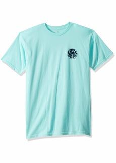 Rip Curl Men's Wettie World CLA TEE Shirt  S