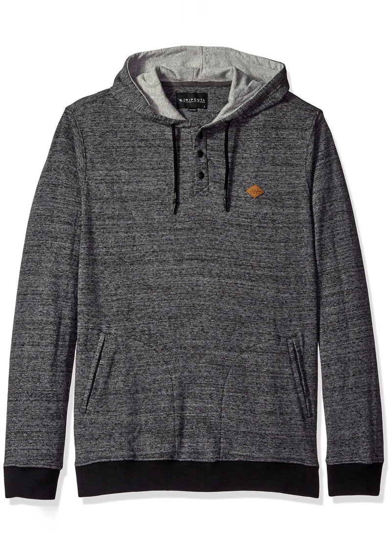 Rip Curl Men's Whaler Hooded Pullover  S