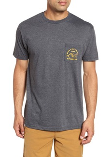 Rip Curl Merman Heathered Pocket T-Shirt