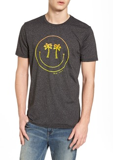 Rip Curl Palm Vision Mock Twist T-Shirt